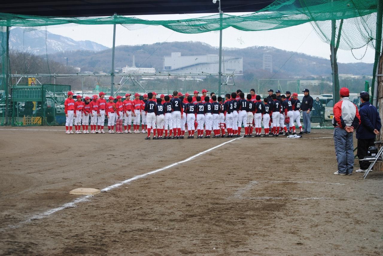第44回 日本少年野球春季全国大会 神奈川予選 第2回戦 vs 都筑中央ボーイズ