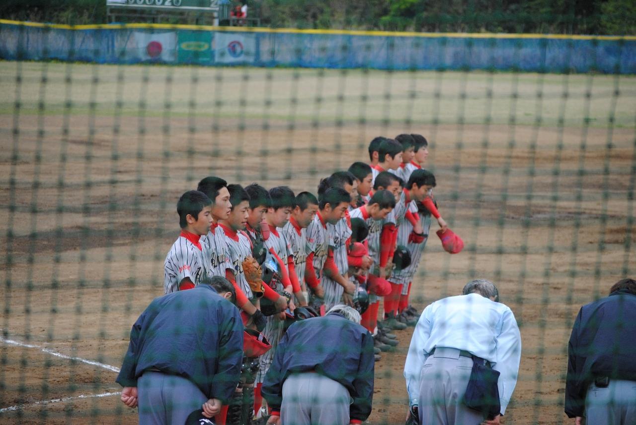 第17回 関東ボーイズリーグ大会 第3回戦 vs 座間ボーイズ