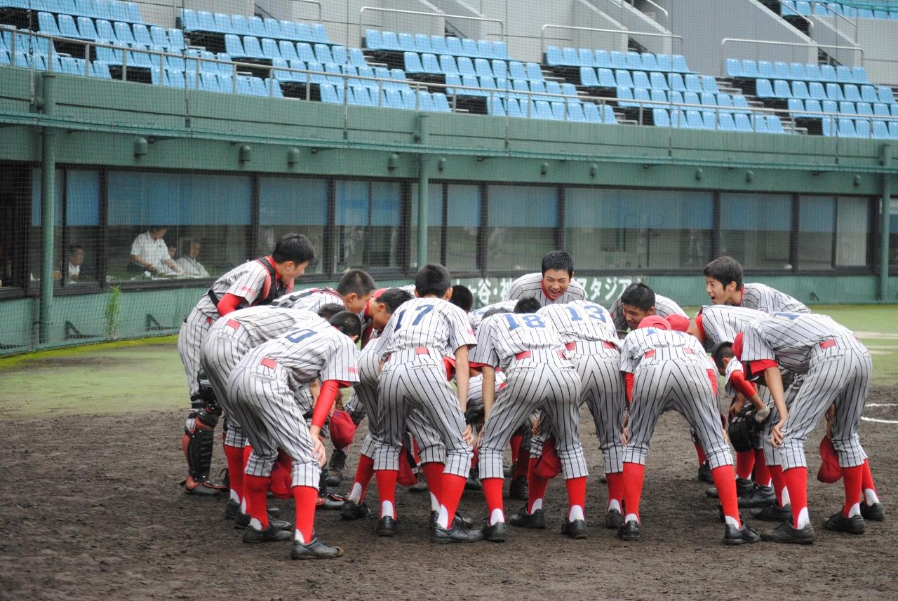 第39回 日本少年野球 関東大会 神奈川県支部予選 ブロック決勝 vs 横浜港ボーイズ