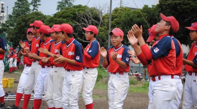 寒川シニアとオープン戦