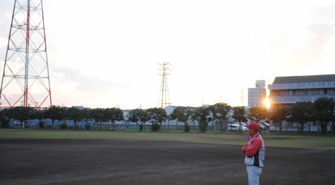 親善試合対横浜青葉ボーイズ 3年生