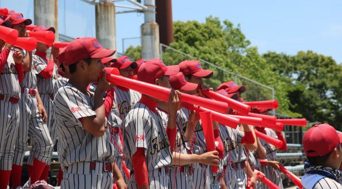 第49回 選手権 神奈川支部大会 1回戦 vs 横浜青葉ボーイズ