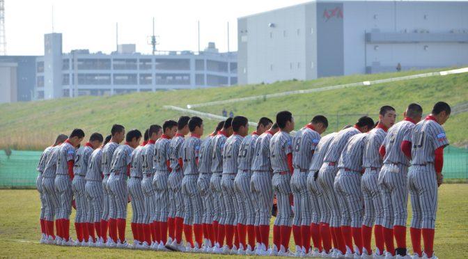 第22回 関東ボーイズリーグ大会 1回戦 対 志村ボーイズ