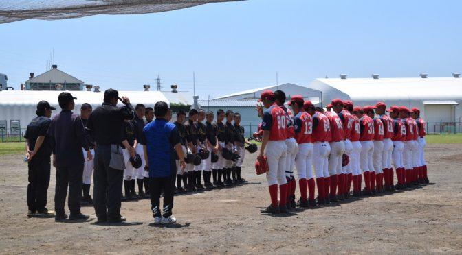 対 ヤングオセアン横浜クラブ(3年生)