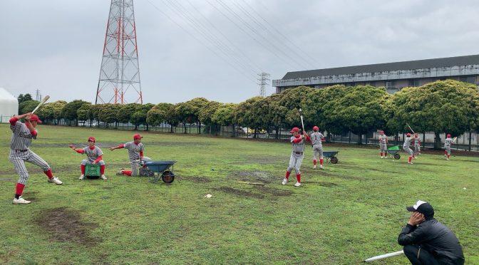 選手権大会 神奈川県支部大会 2回戦 雨天中止
