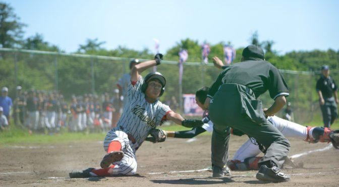 第50回 選手権大会 神奈川県支部大会 3回戦 対 横浜泉中央ボーイズ