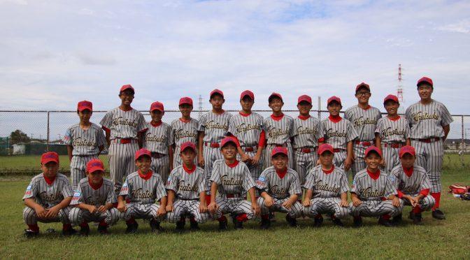 第13回 神奈川県支部1年生大会 1回戦