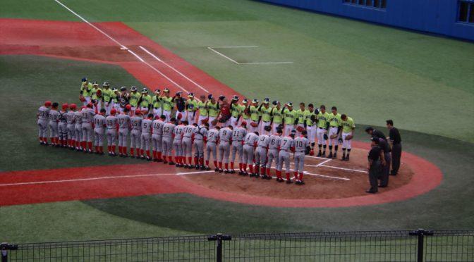 リスト杯 準決勝 vs 横浜緑ボーイズ